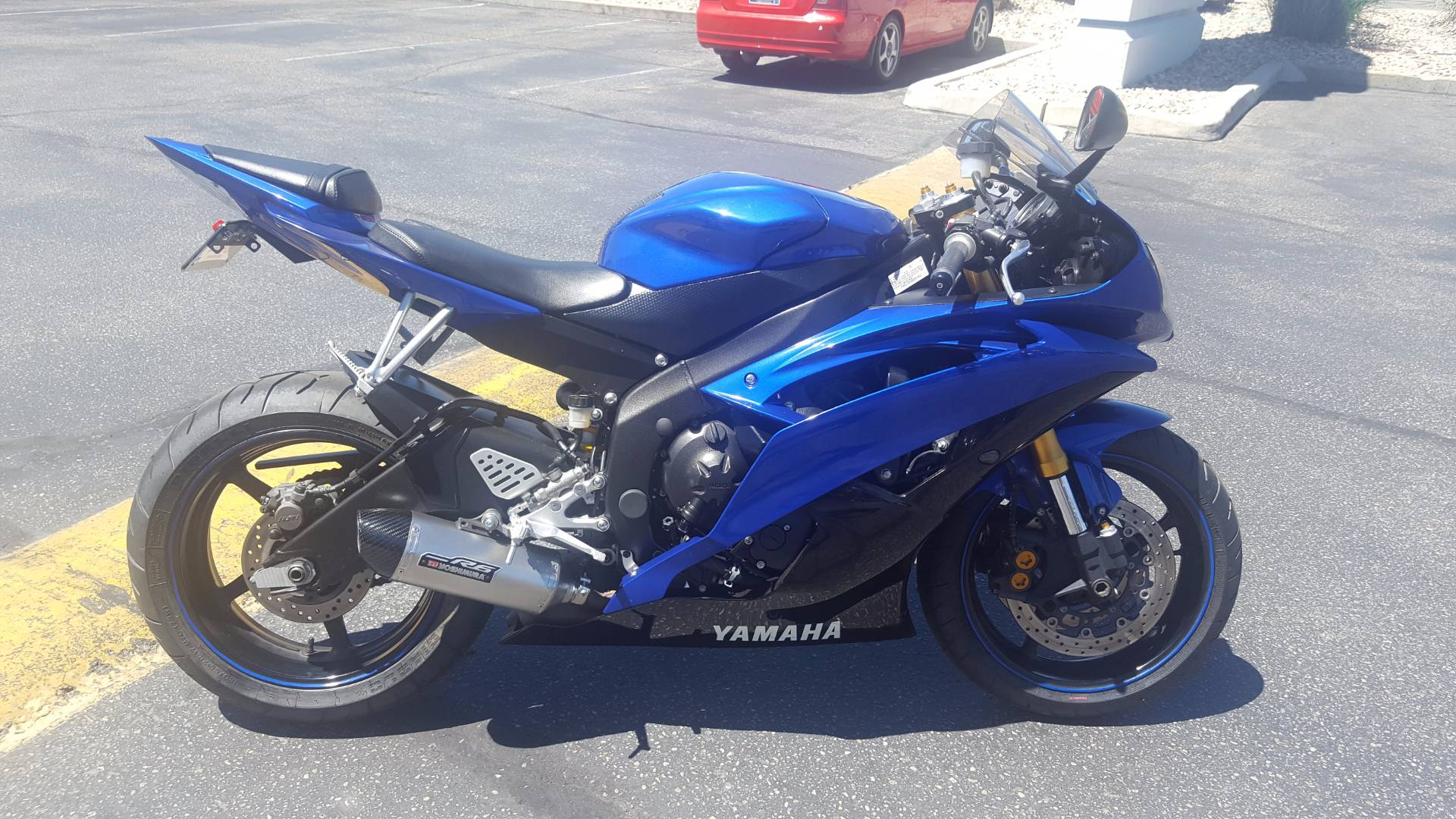 2008 Yamaha YZF-R6 for sale 4300