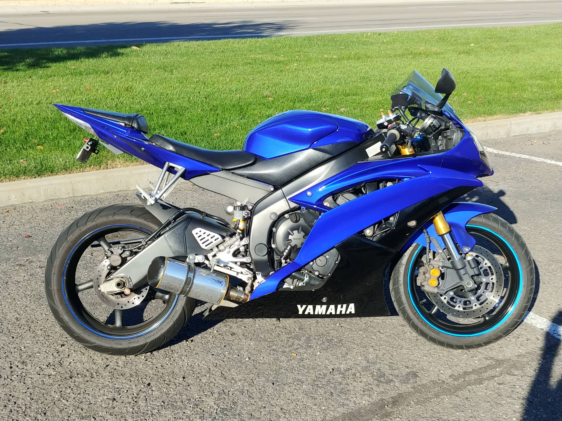 Used 2008 Yamaha YZF-R6 Motorcycles in Meridian, ID