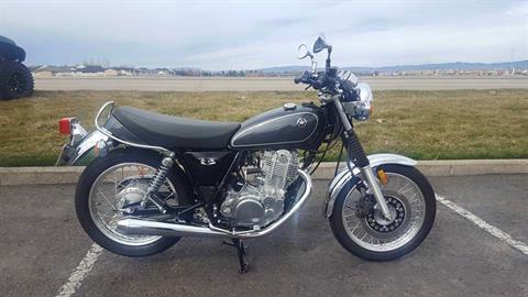 2015 Yamaha SR400 in Meridian, Idaho