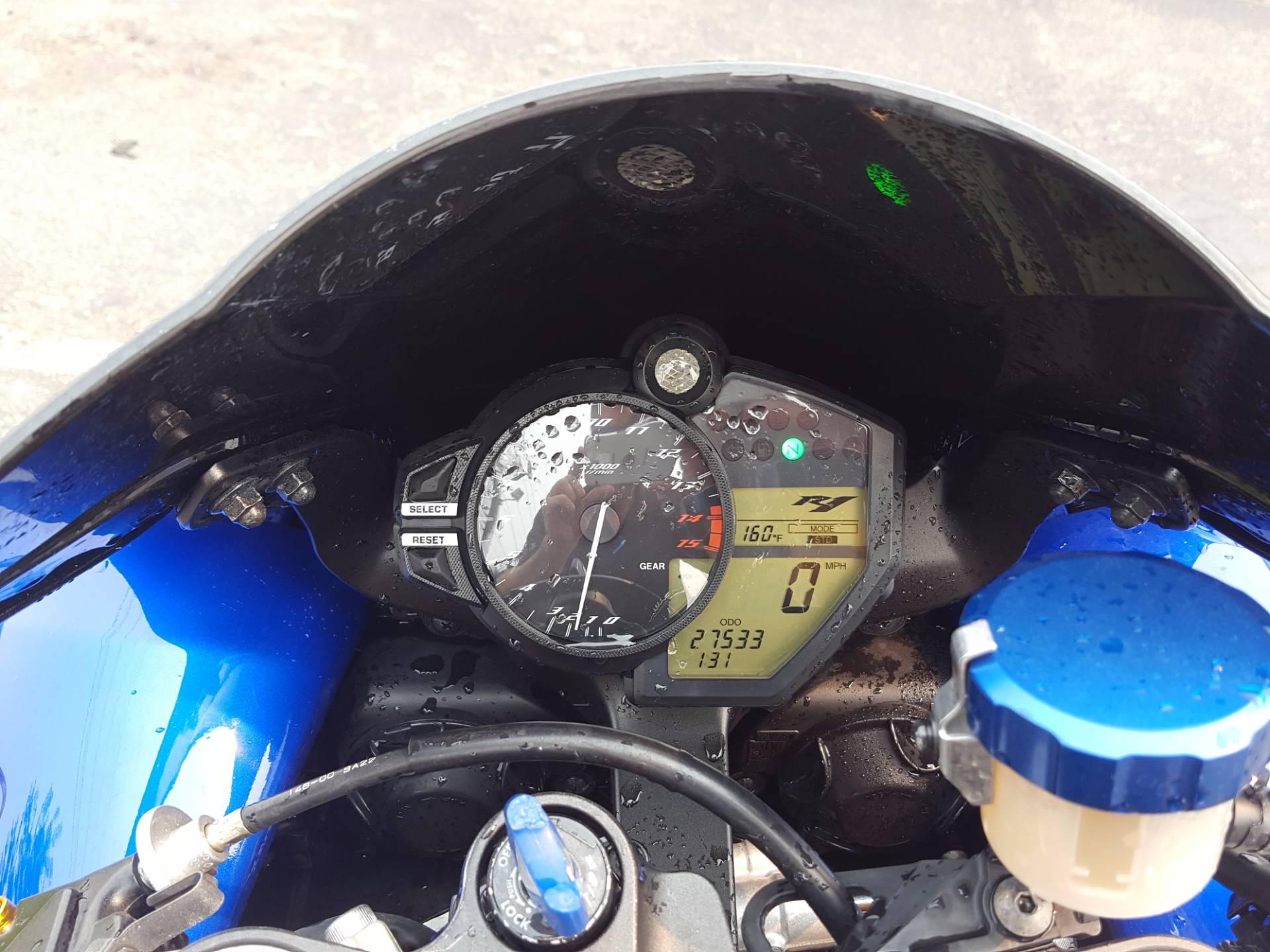 2009 Yamaha YZFR1 5