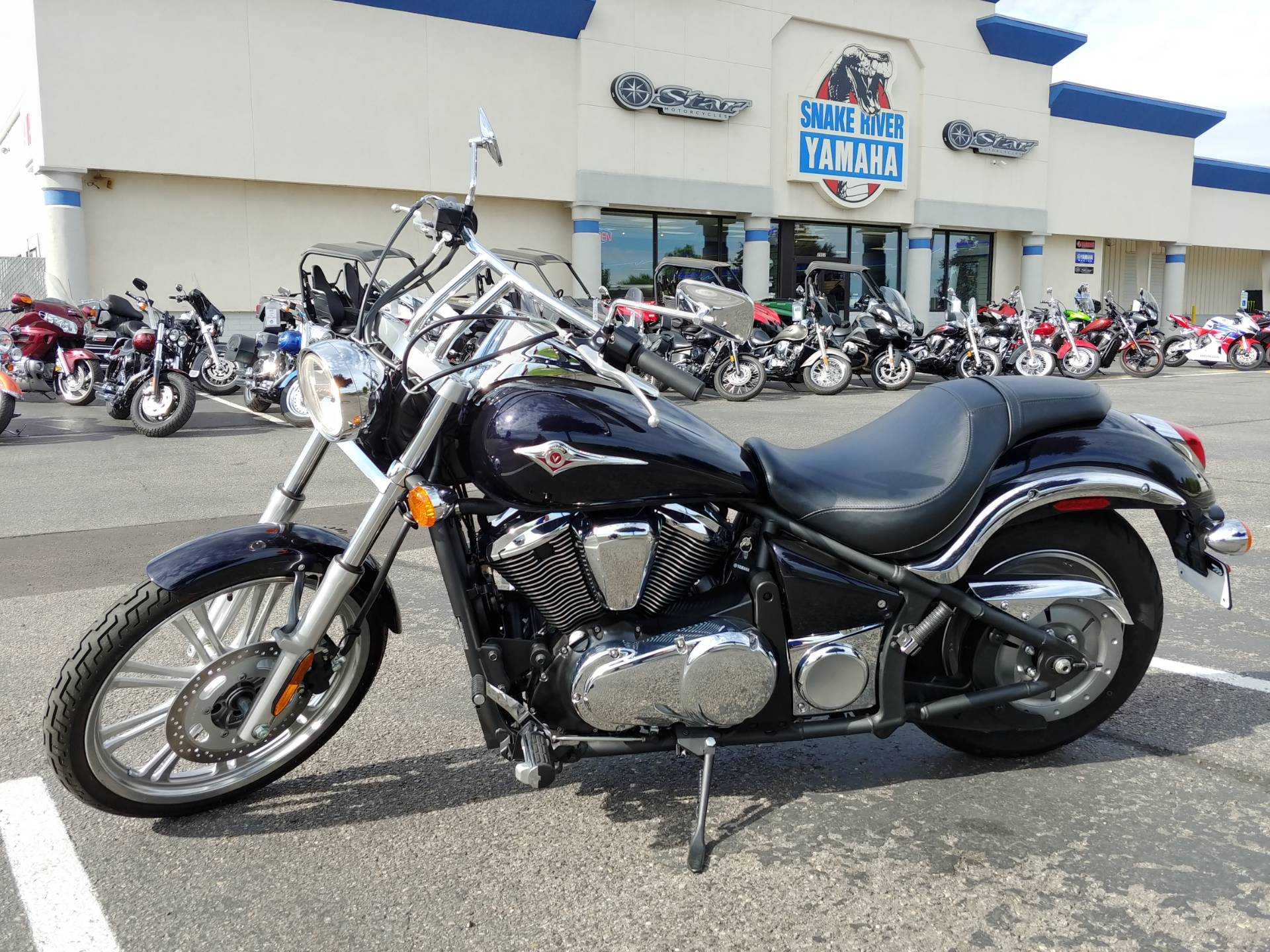 Used 2012 Kawasaki Vulcan® 900 Custom Motorcycles in Meridian, ID