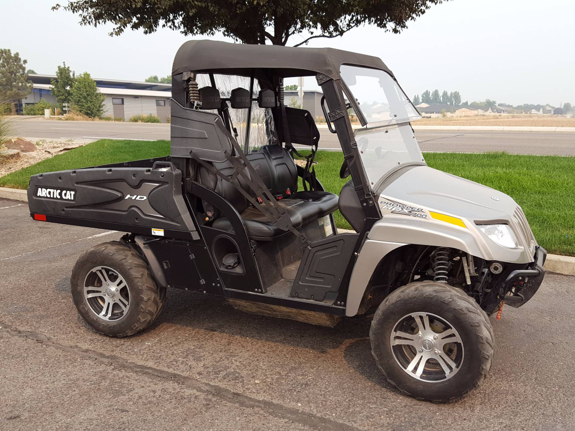 2011 Prowler 700 EFI HDX Power Steering