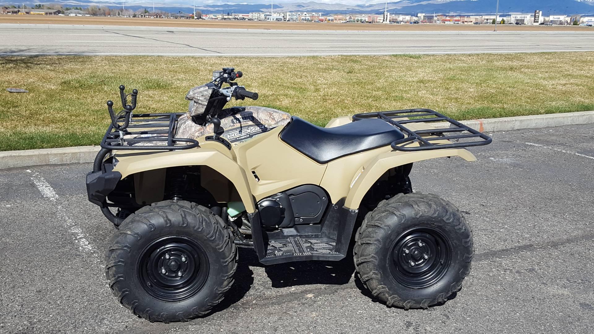 2018 Kodiak 450 EPS