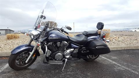 2015 Yamaha V Star 1300 Tourer in Meridian, Idaho