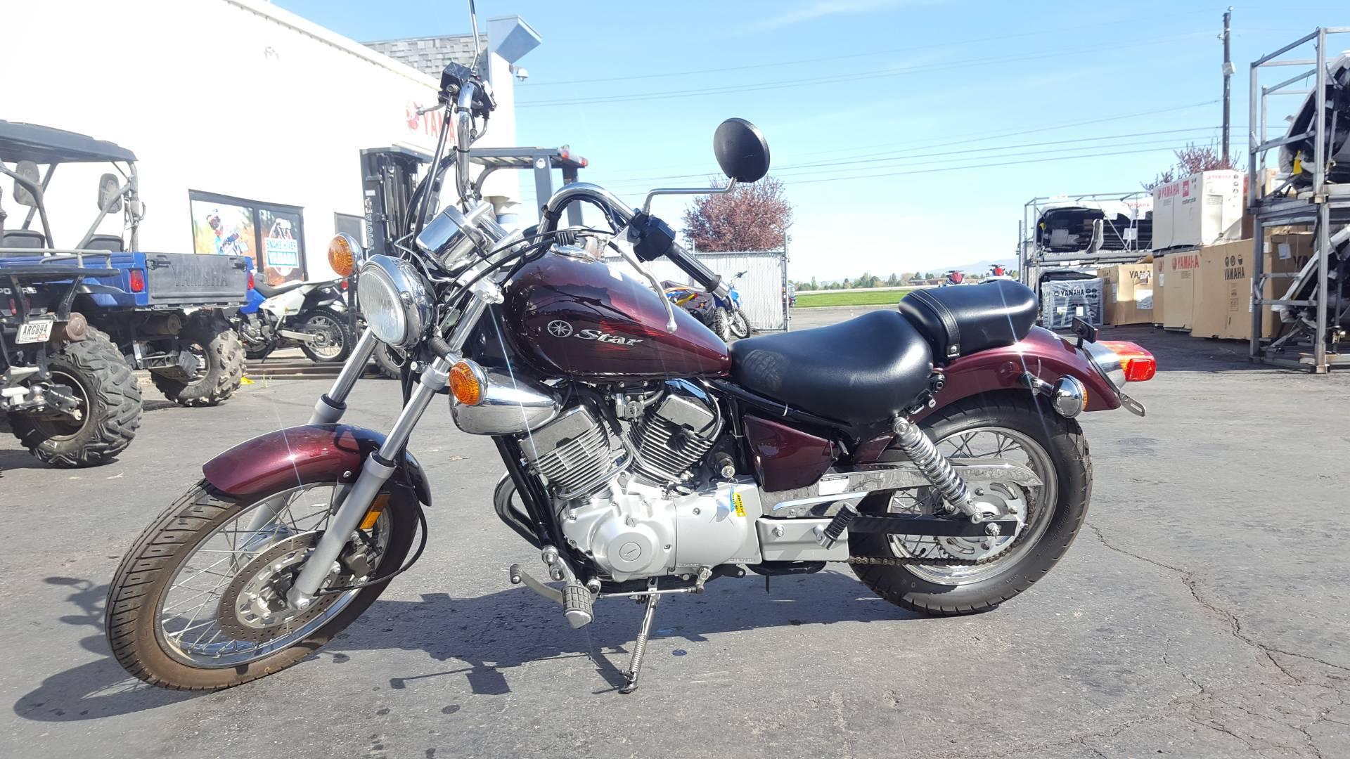 2008 V Star 250
