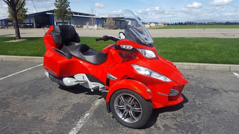 2012 Can-Am Spyder® RT-S SE5 in Meridian, Idaho