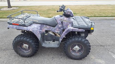 2006 Polaris Sportsman 500 H.O. EFI Browning Hunter Edition in Meridian, Idaho
