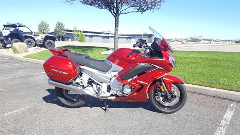2014 Yamaha FJR1300ES in Meridian, Idaho