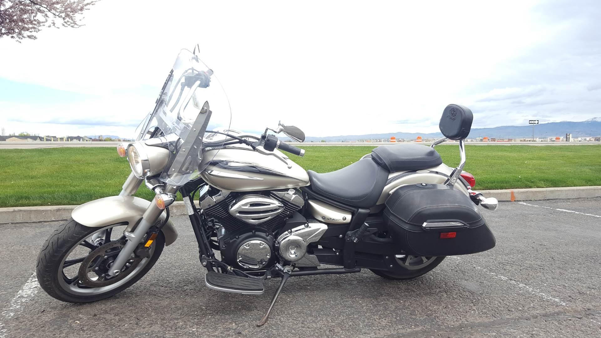 2010 V Star 950 Tourer