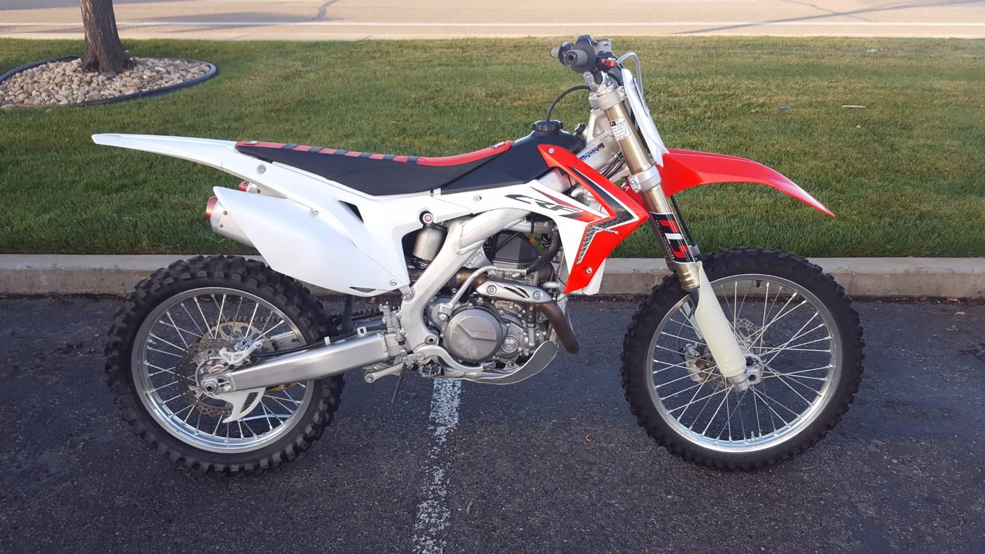 2014 CRF450R