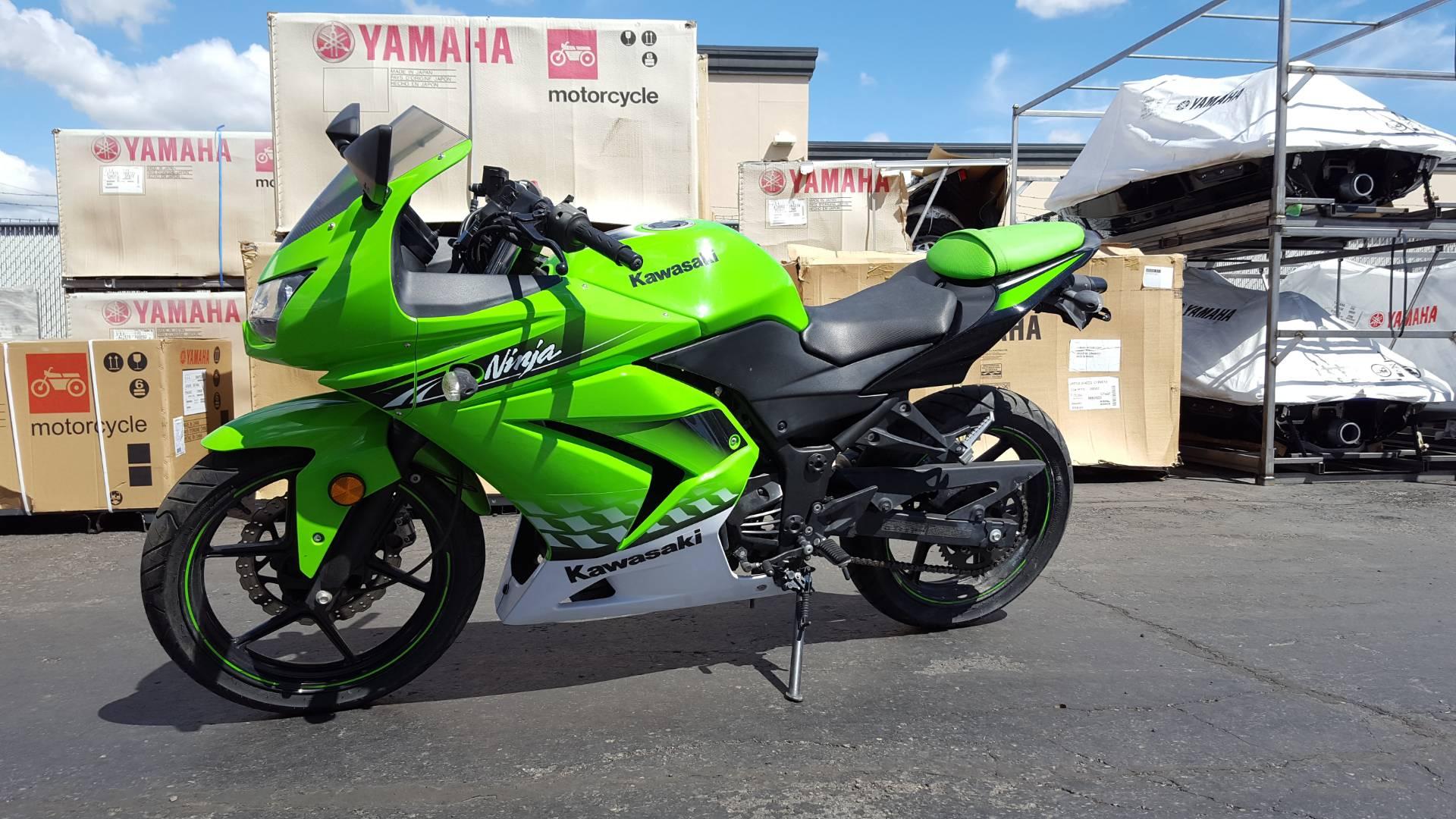 2010 Ninja 250R