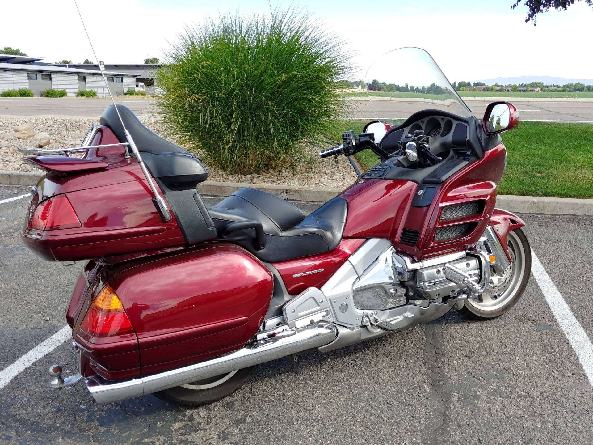 2005 Honda Gold Wing for sale 2983