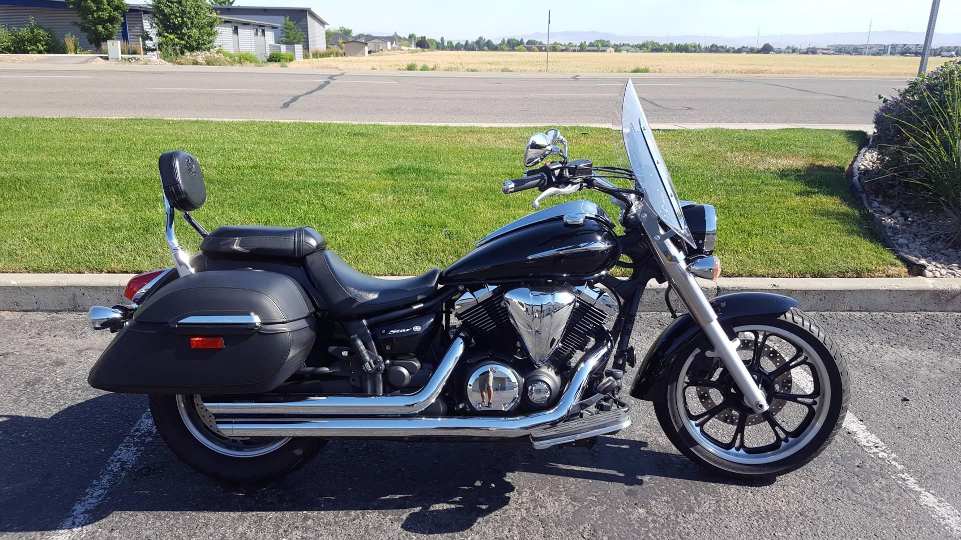 2009 V Star 950 Tourer