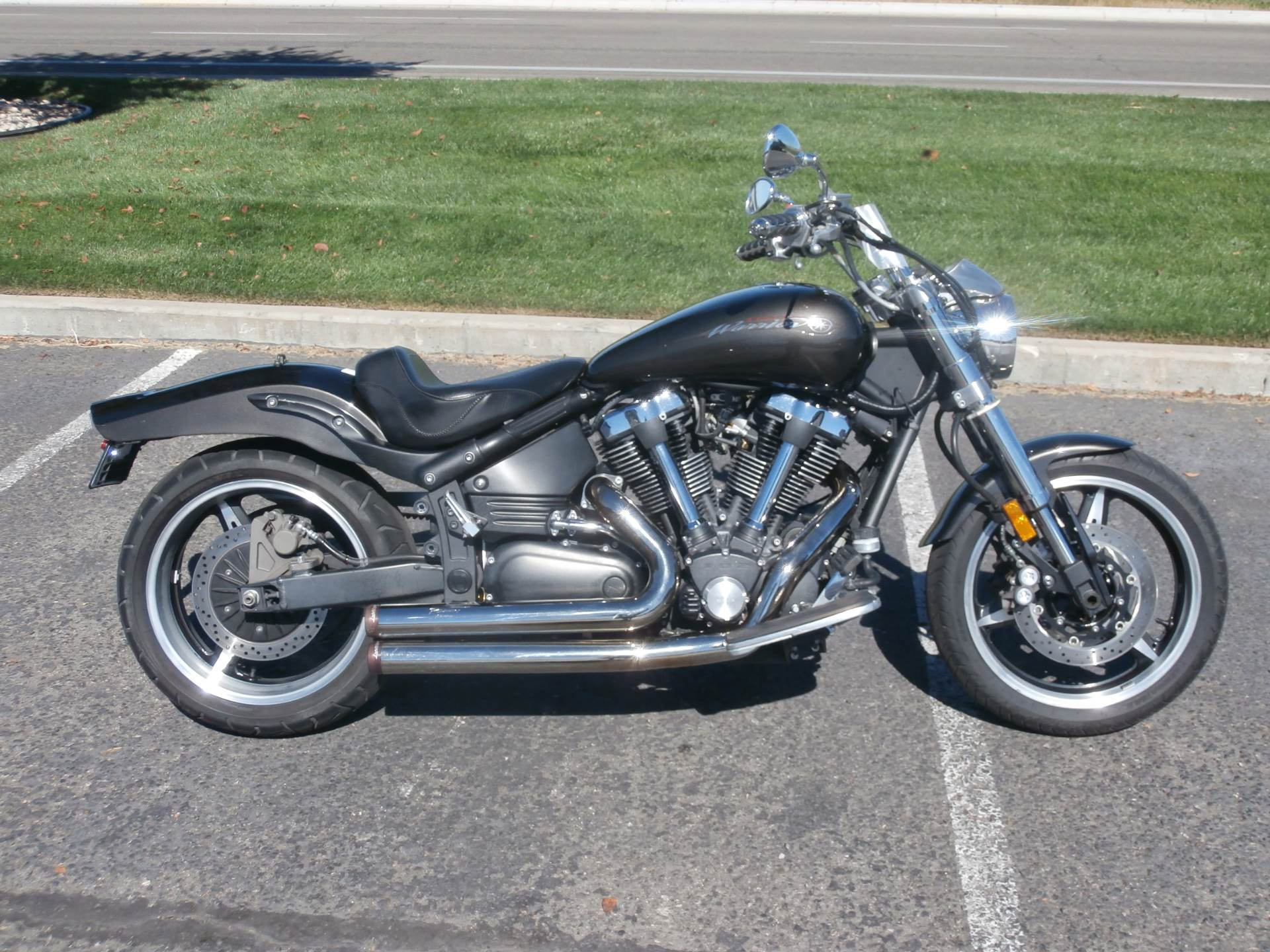 2002 Yamaha Road Star Warrior for sale 277