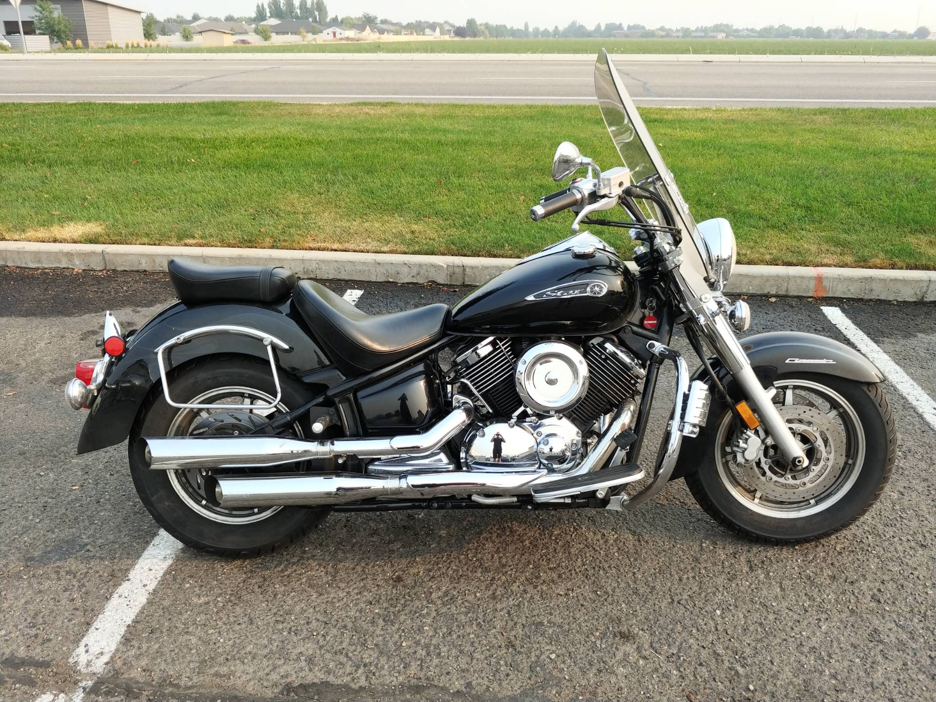 Used 2008 Yamaha V Star® 1100 Classic Motorcycles in Meridian, ID