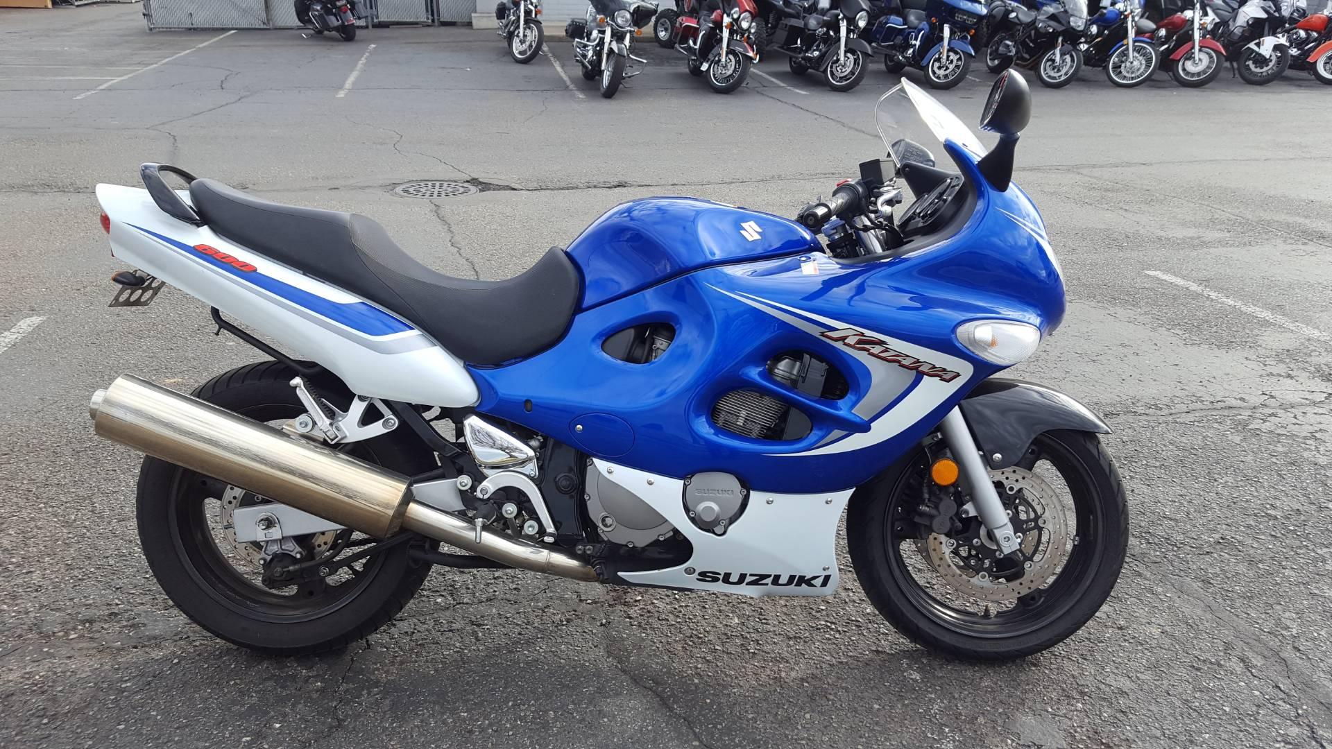 2006 Katana 600
