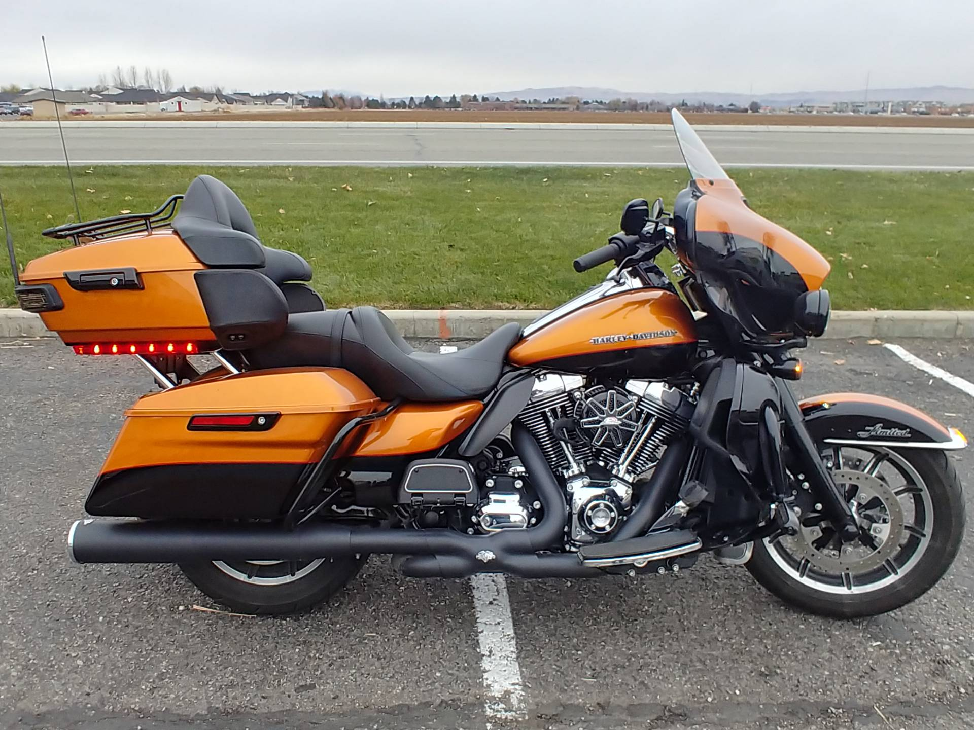 2014 Harley-Davidson Ultra Limited in Meridian, Idaho