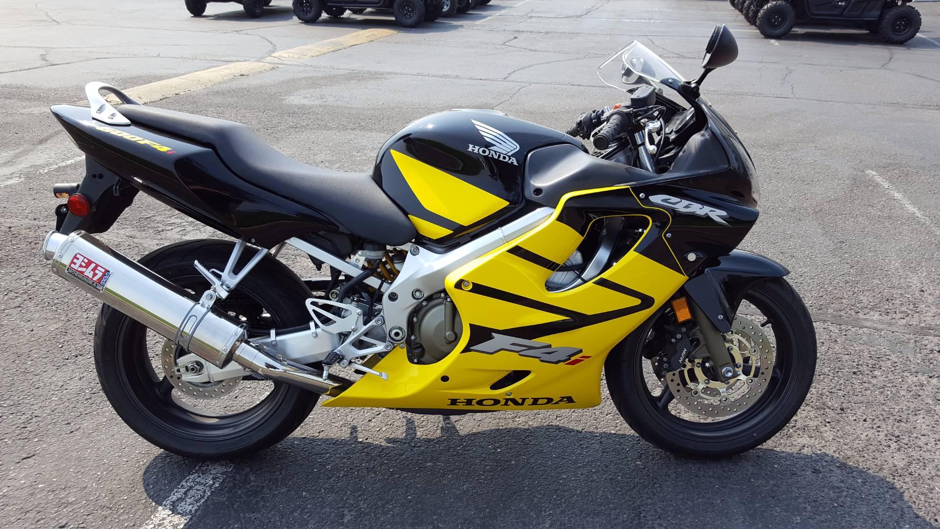 2004 CBR600F4i