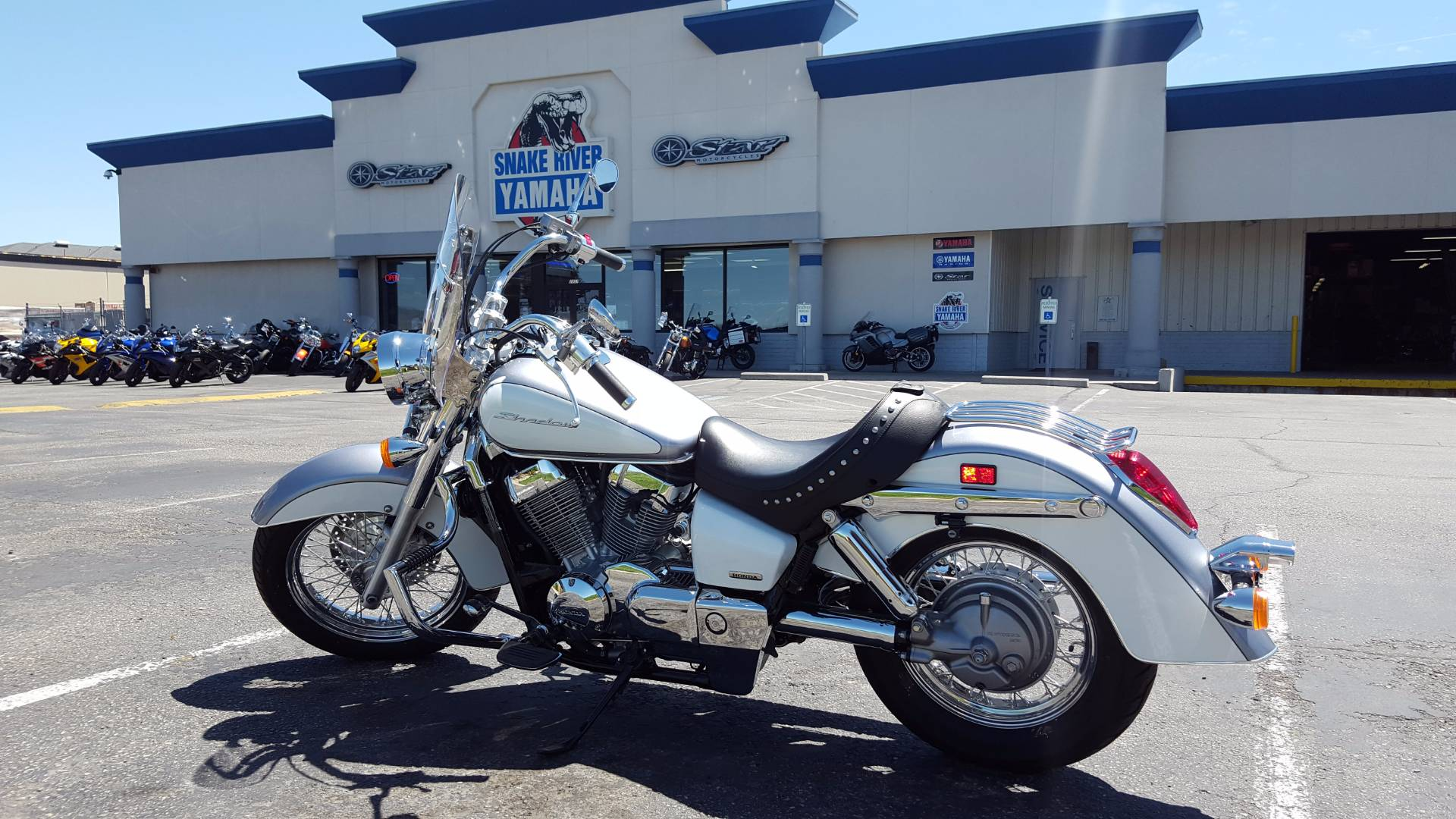 2014 Honda Shadow Aero for sale 4644