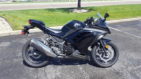 2014 Kawasaki Ninja® 300 ABS in Meridian, Idaho