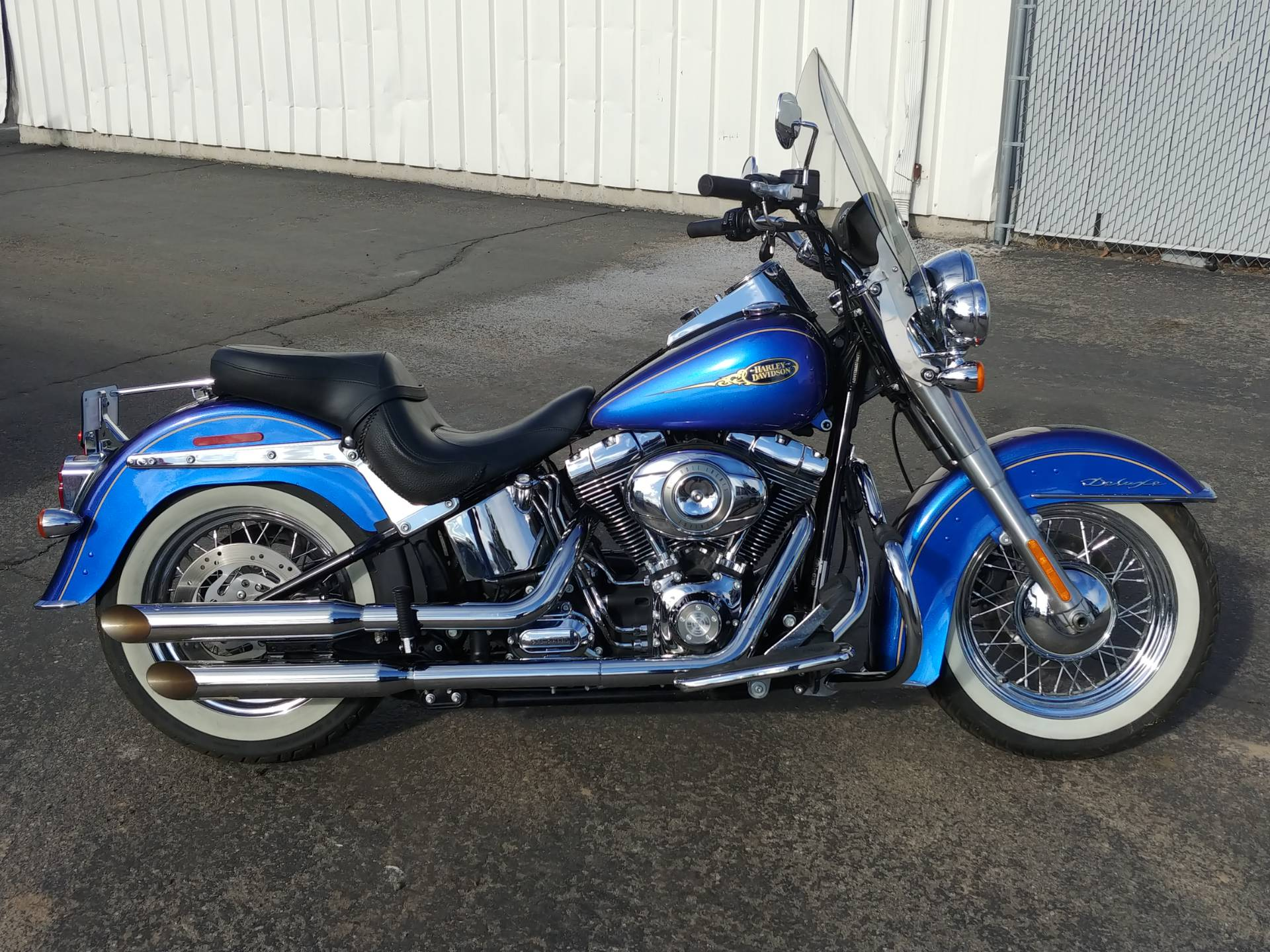2009 Harley-Davidson Softail Deluxe for sale 9389