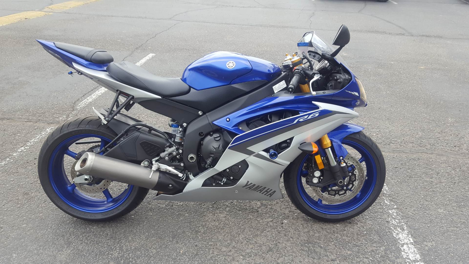 2015 Yamaha YZF-R6 for sale 26648