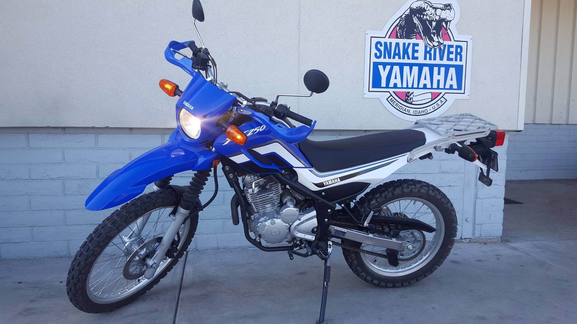 2015 Yamaha XT250 for sale 11522