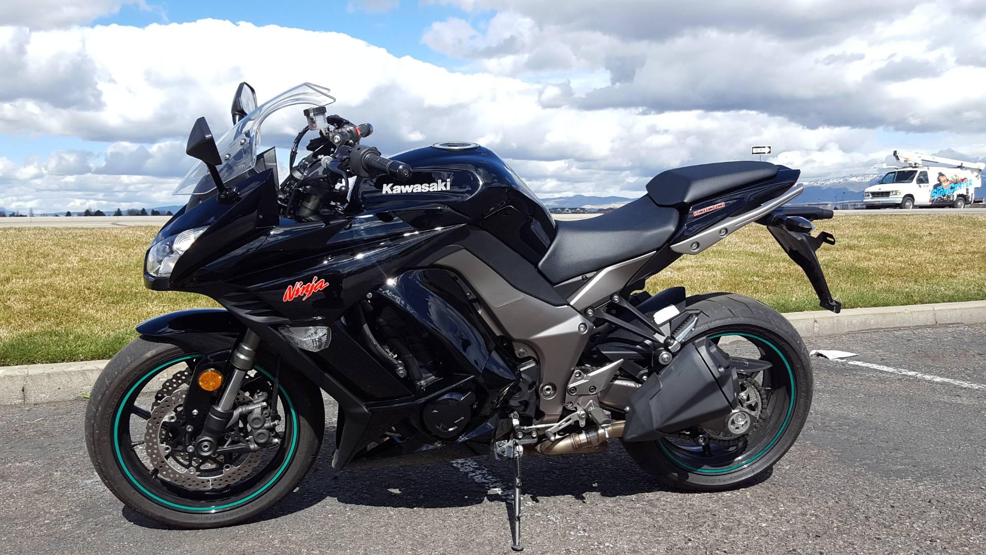 2011 Ninja 1000