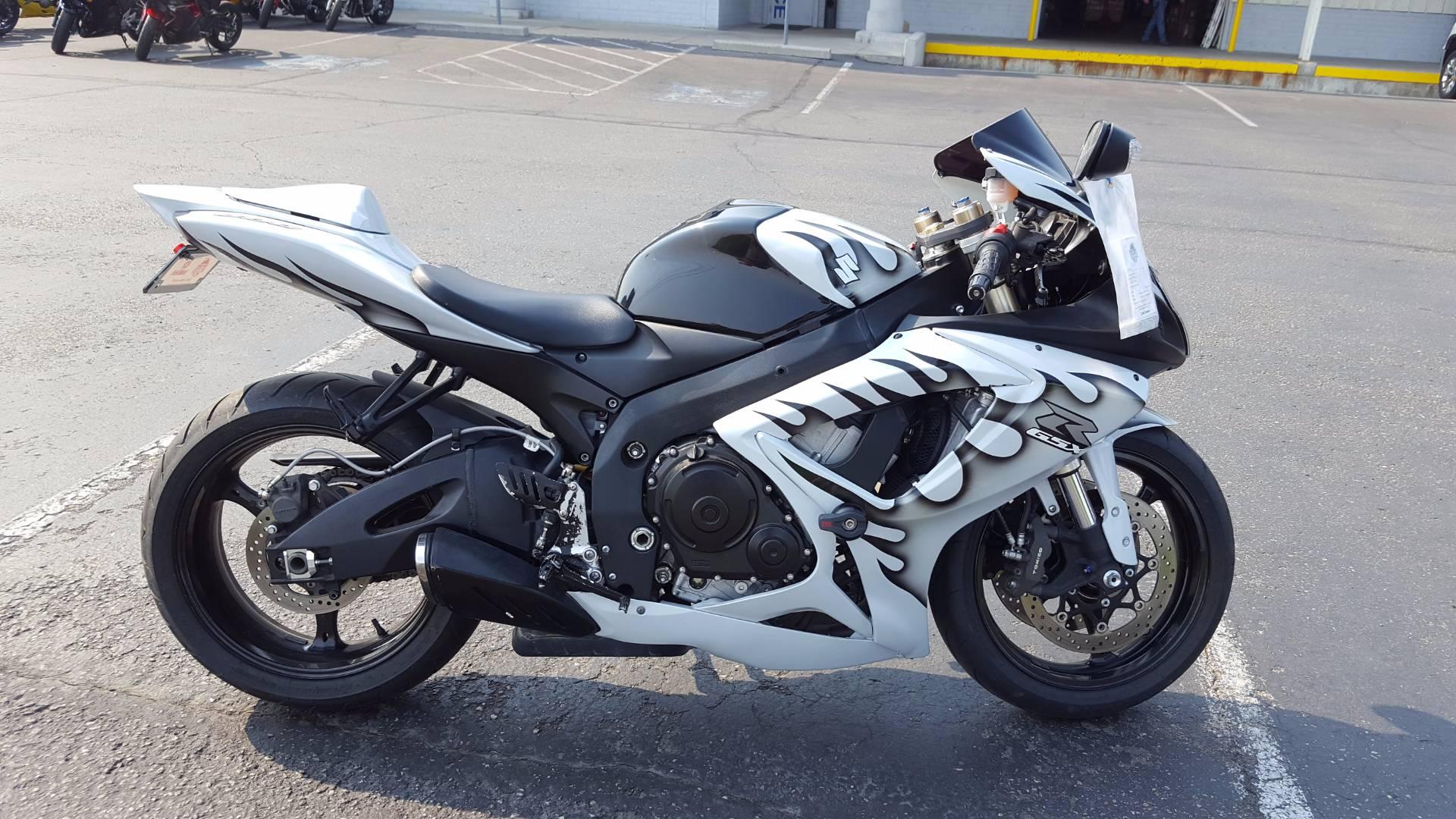 2007 GSX-R600