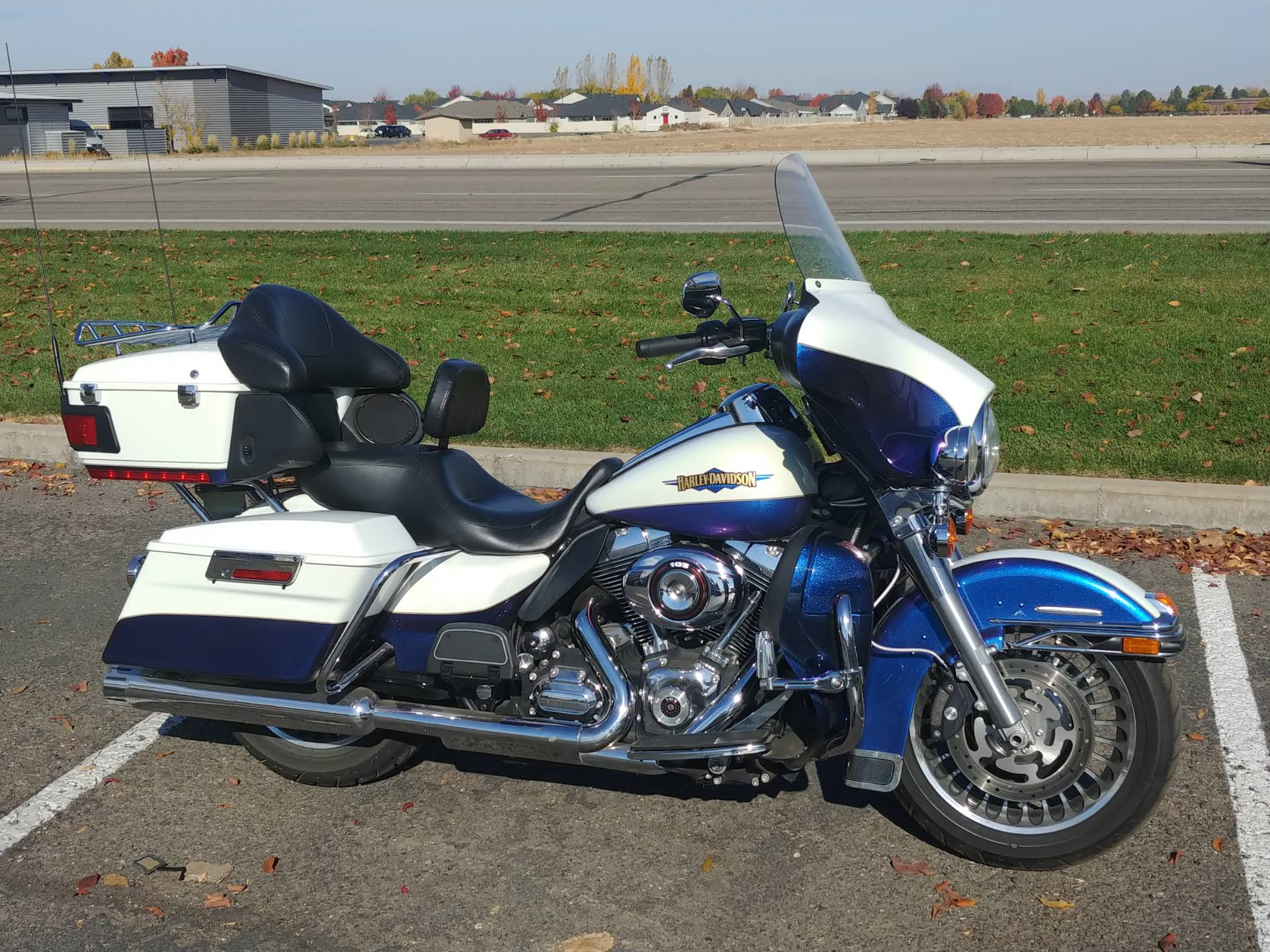 2010 Harley-Davidson Electra Glide® Ultra Limited in Meridian, Idaho