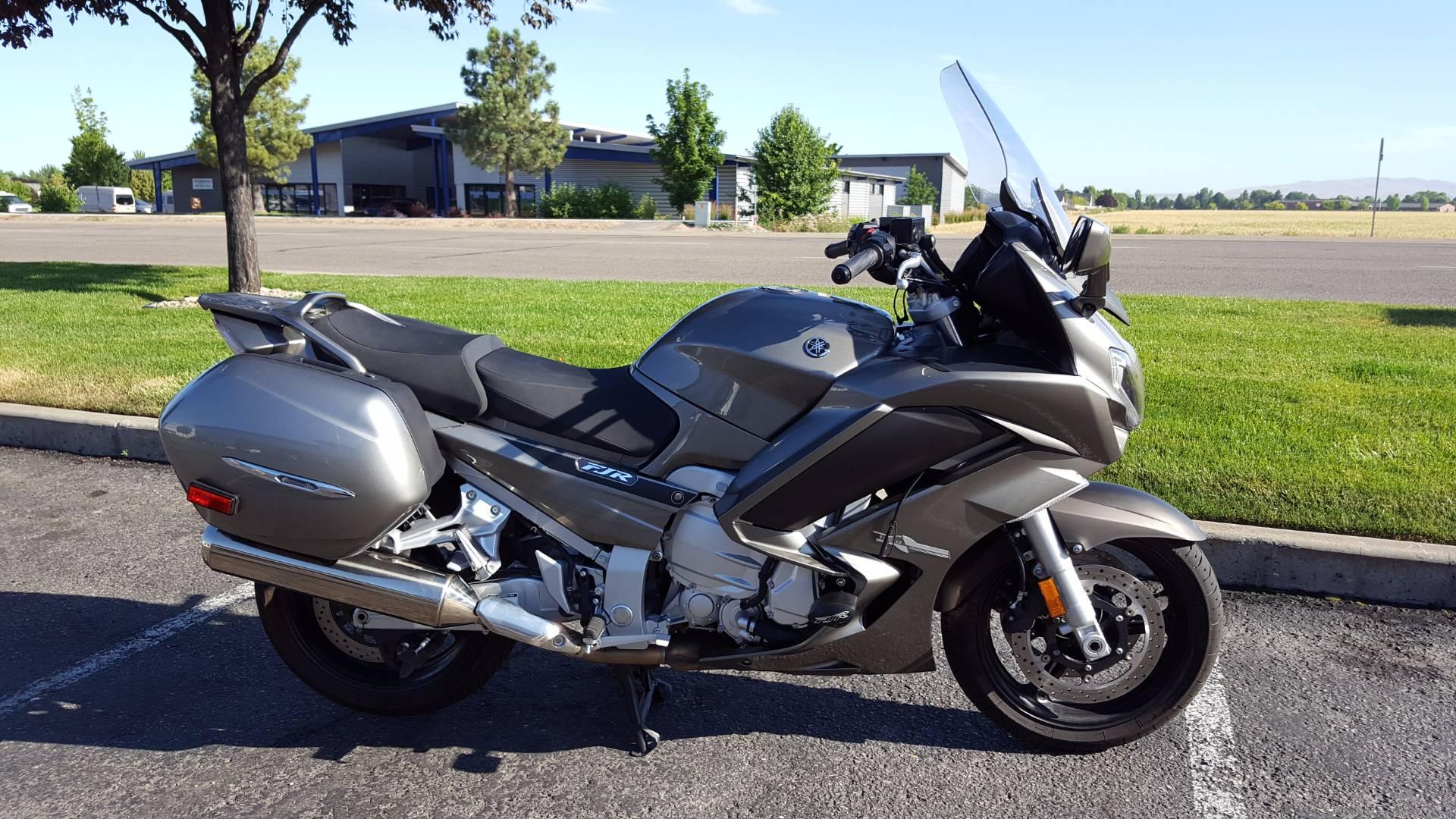 2013 Yamaha FJR1300A 2