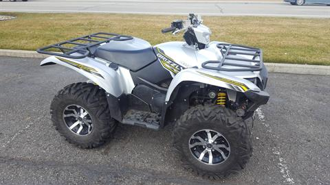 2017 Yamaha Grizzly EPS SE in Meridian, Idaho