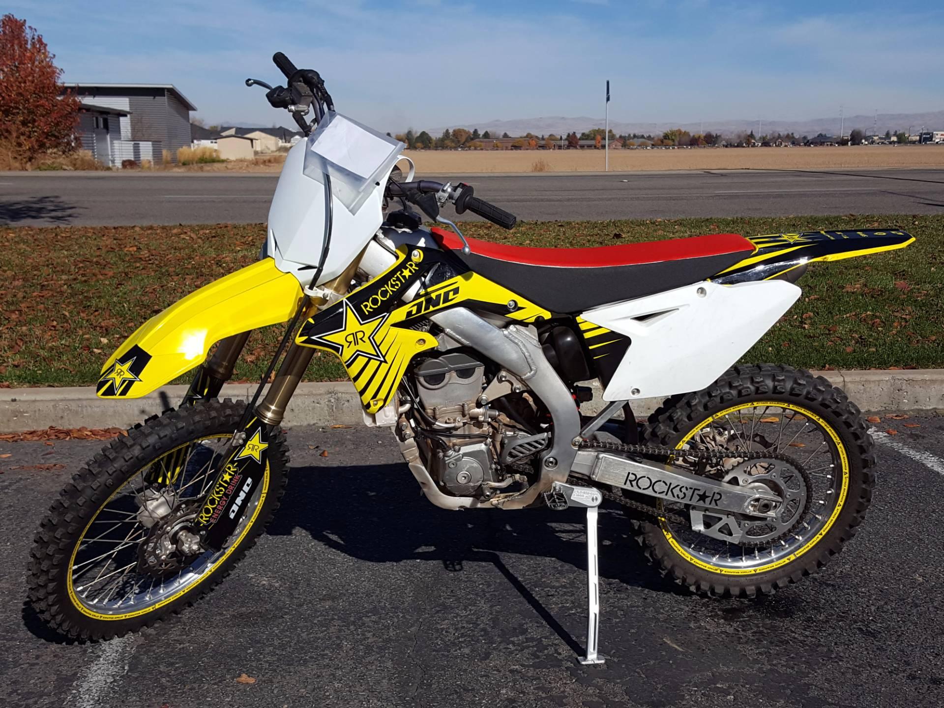 2012 RM-Z450