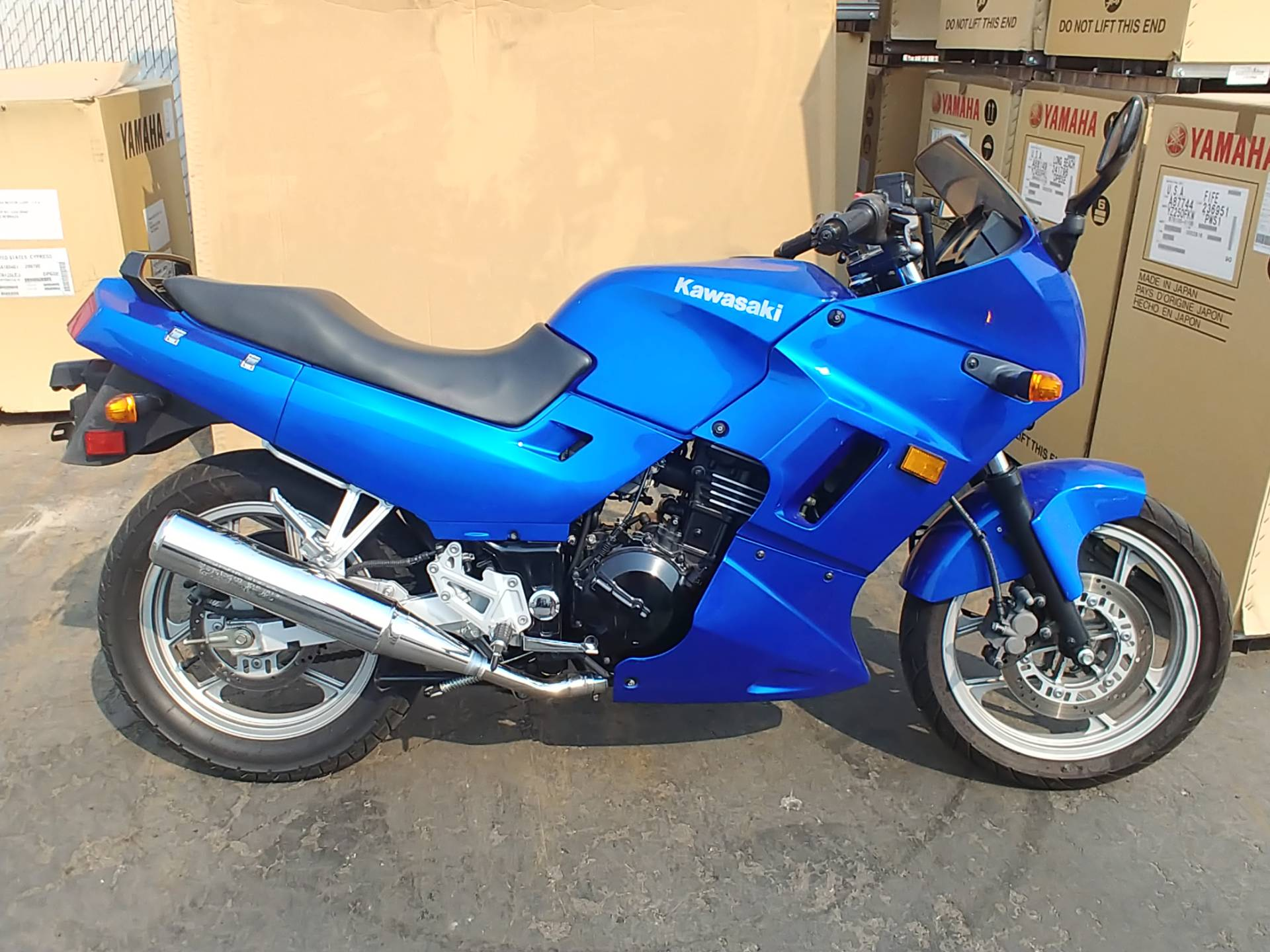 2007 Kawasaki Ninja 250R for sale 13877