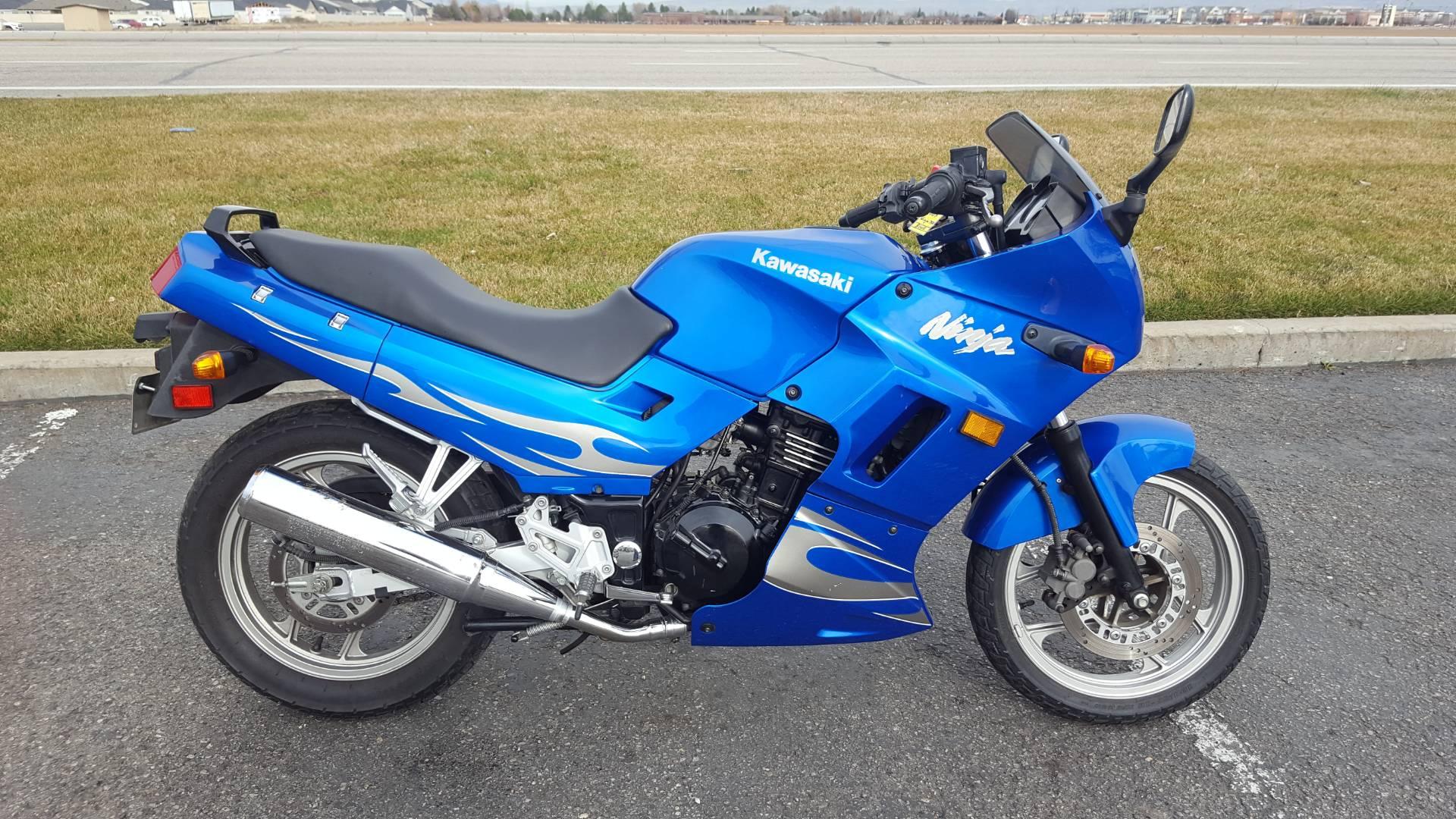 2007 Ninja 250R