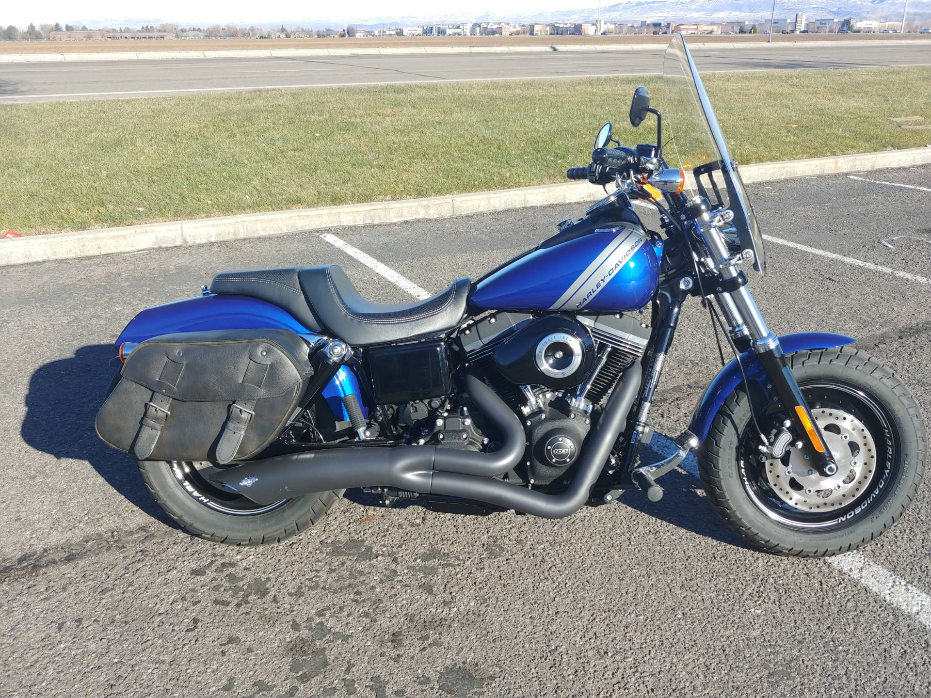 2015 Harley-Davidson Fat Bob for sale 10217