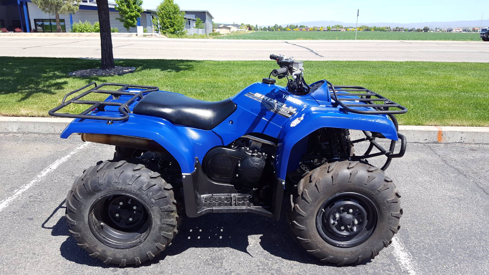 2014 Grizzly 350 2WD
