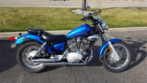 2015 Yamaha V Star 250 in Meridian, Idaho