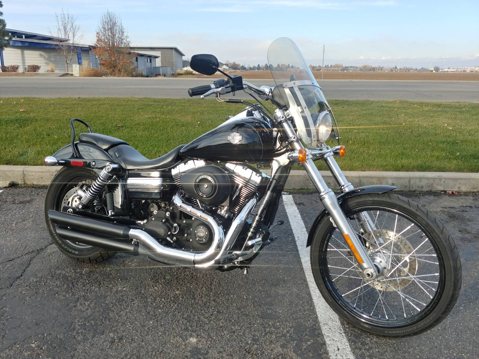 2013 Harley-Davidson Dyna Wide Glide for sale 2945