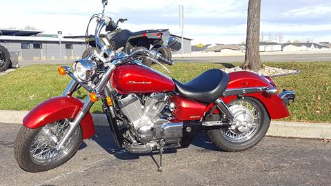 2015 Honda Shadow Aero® in Meridian, Idaho