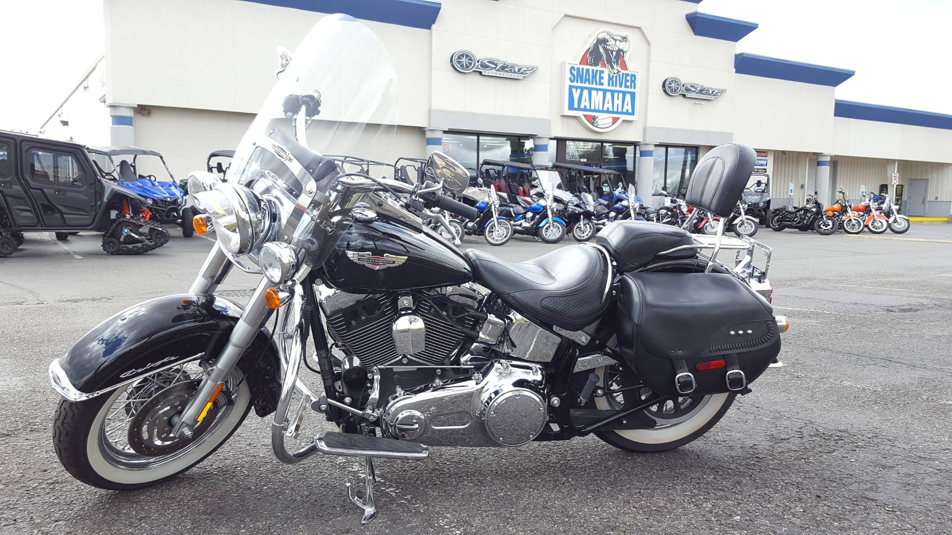 2010 Harley-Davidson Softail® Deluxe in Meridian, Idaho
