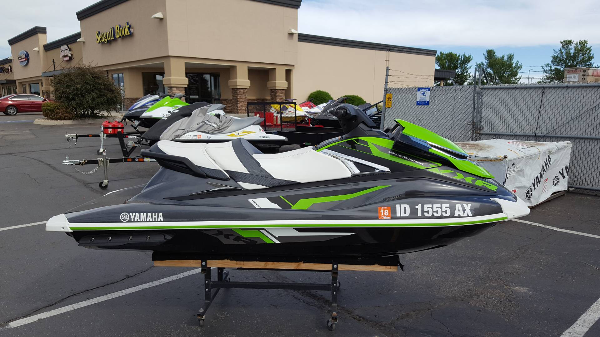 2017 Yamaha VXR for sale 203289