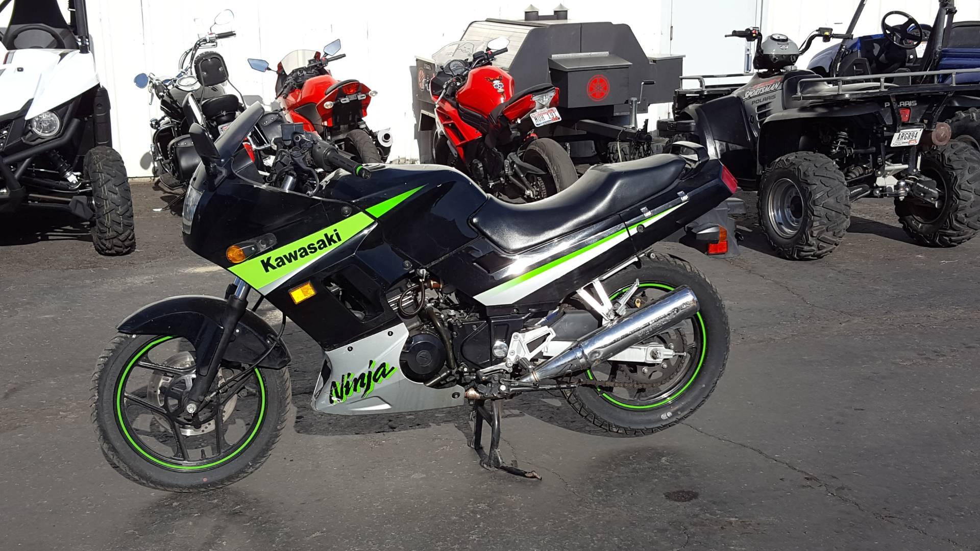 2005 Ninja 250R