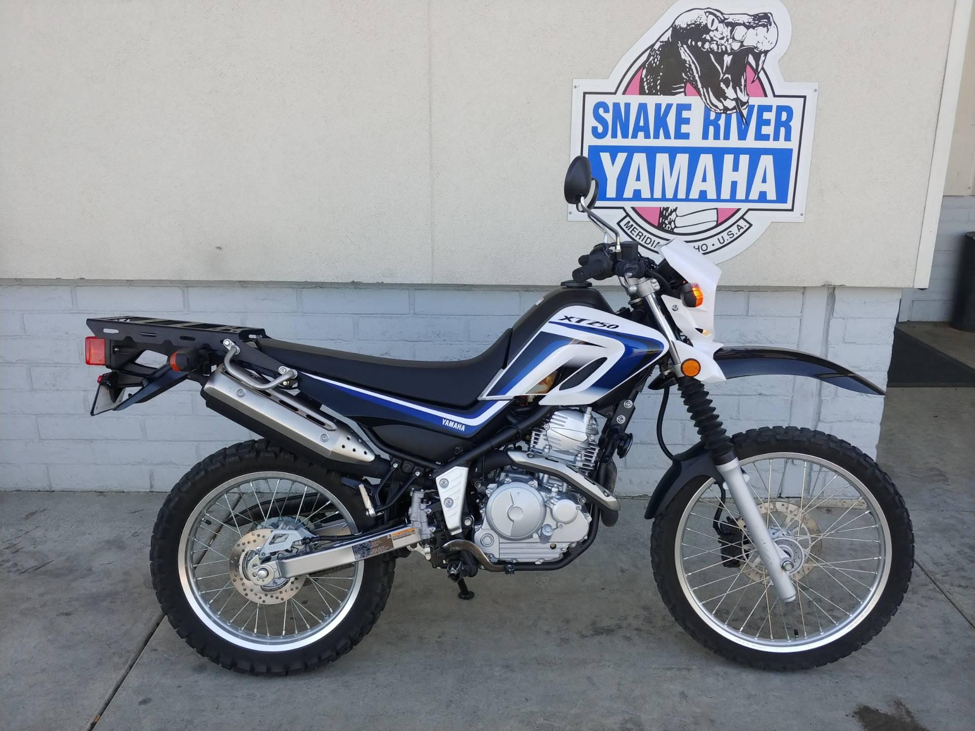2013 Yamaha XT250 for sale 38718
