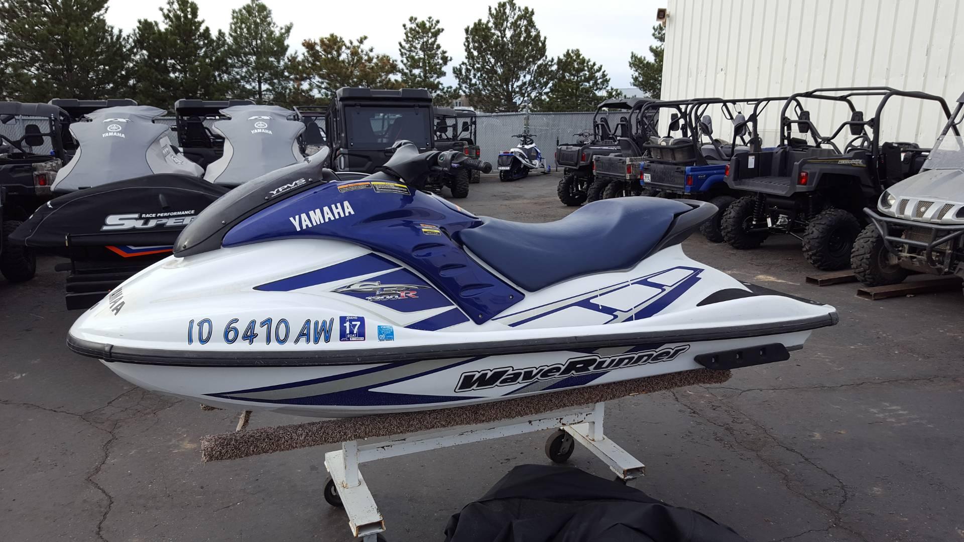 2001 WaveRunner GP1200R