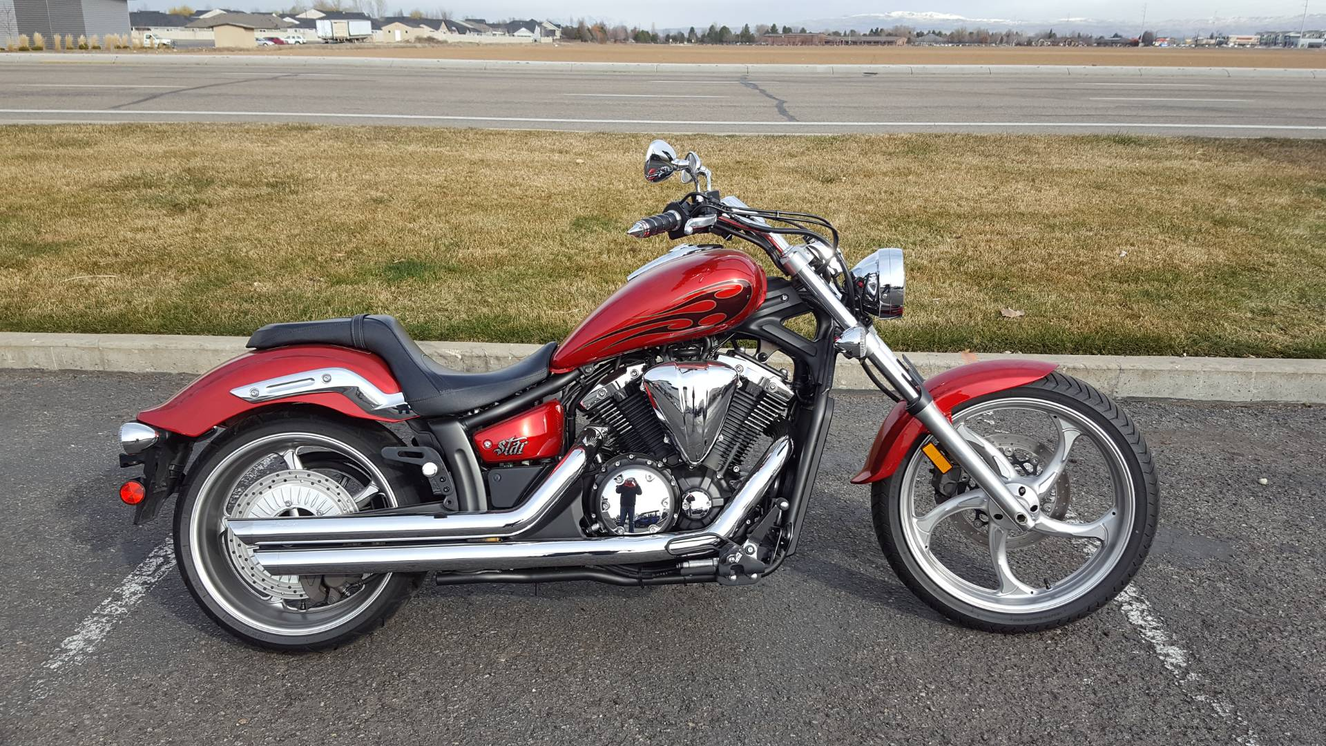 2012 Yamaha Stryker for sale 124089