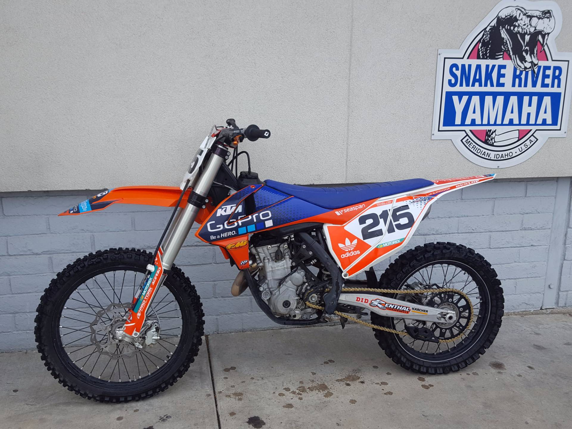 2016 350 SX-F