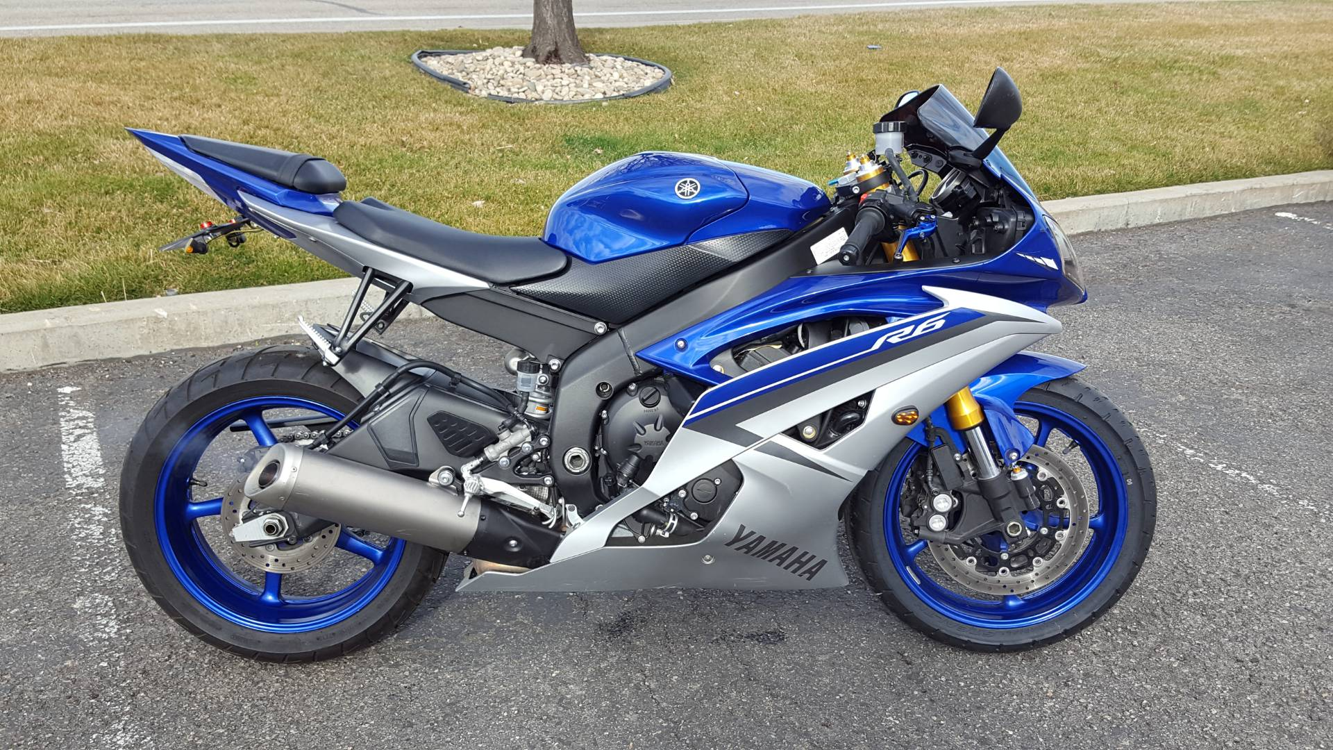 2015 Yamaha YZF-R6 for sale 120907
