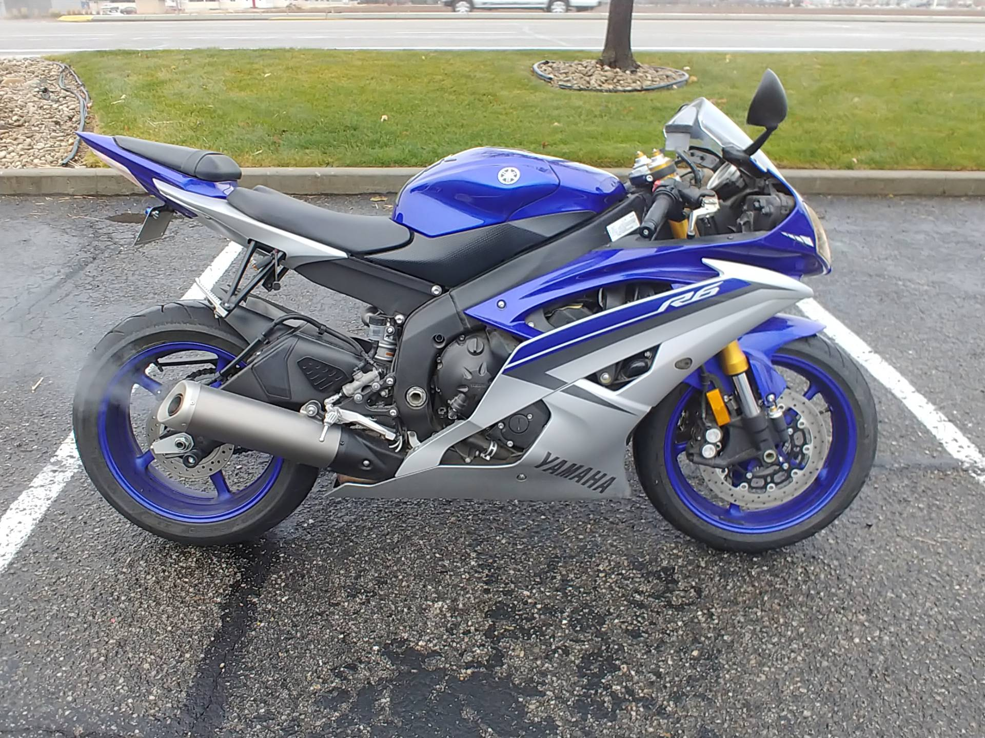 2015 Yamaha YZF-R6 for sale 37801