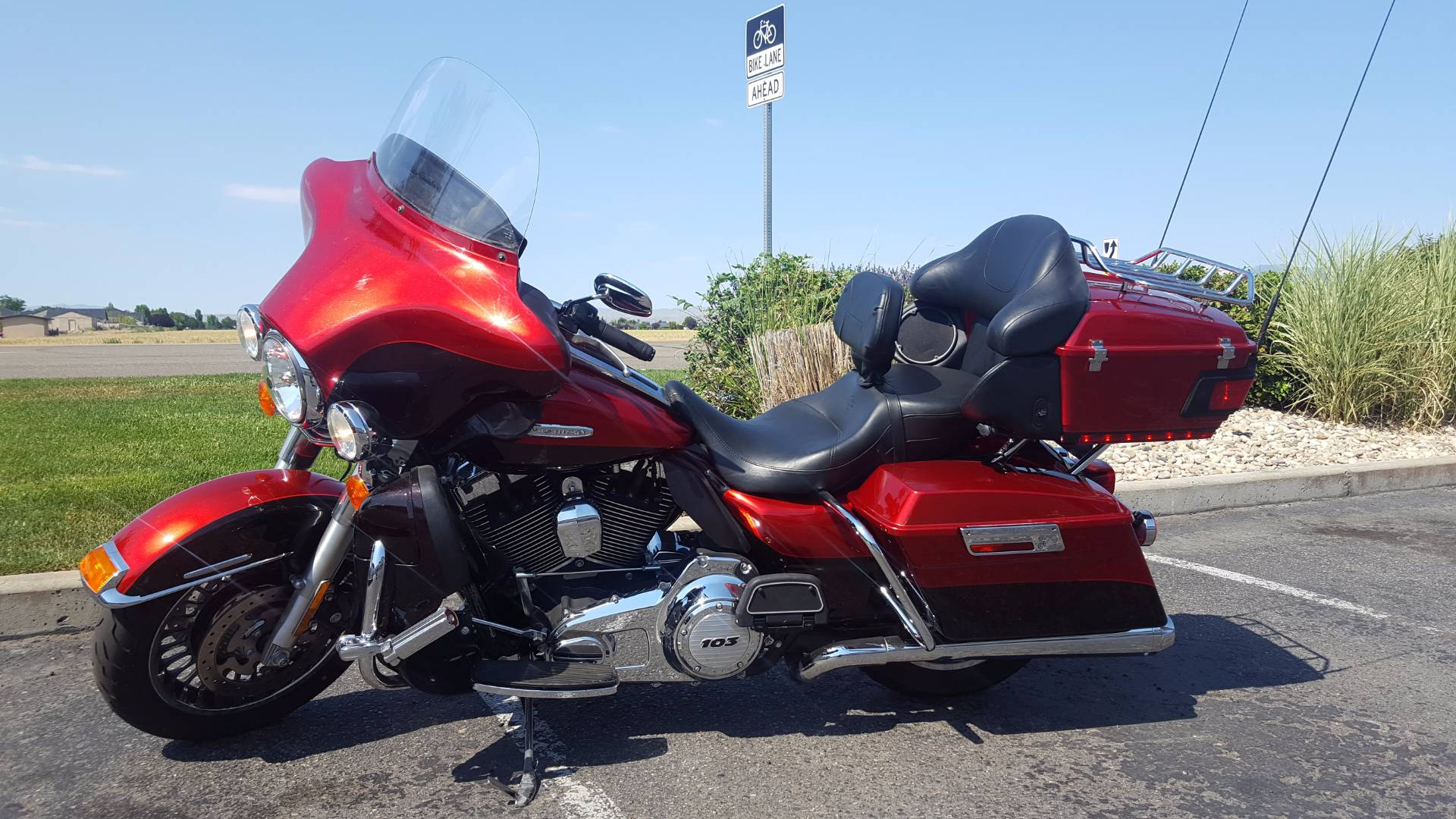 2012 Harley-Davidson Electra Glide Ultra Limited for sale 11905